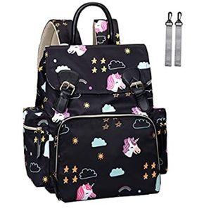 New Multifunctional Unicorn Diaper Bag Backpack